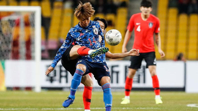 森保ジャパン、韓国の守備を崩せず0-1敗戦で3大会ぶりの優勝ならず