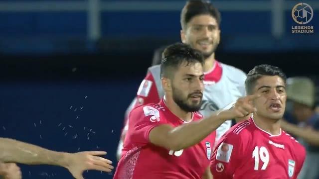 C組初戦ウズベキスタンvsイランの対決は1-1で痛み分け【AFC U23アジア選手権 2020 ハイライト動画】