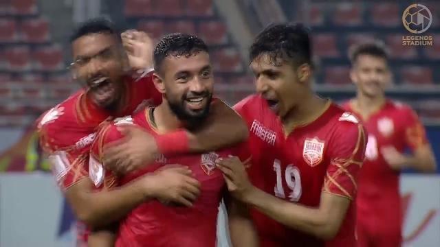 イラクが試合終了間際に同点に追いつき、バーレーンとの一戦を引き分けに持ち込む【AFC U23アジア選手権 2020 ハイライト動画】