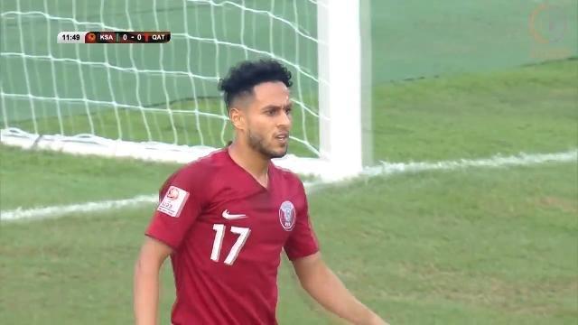 サウジアラビア、決勝T進出を決められず。カタールとドロー。【AFC U23アジア選手権 2020 ハイライト動画】