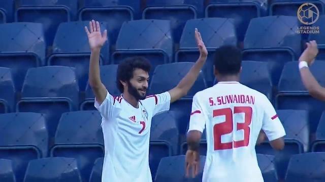 UAEが北朝鮮を2-0で下す!北朝鮮は2連敗で、日本・中国に次ぎ東アジア3チーム目のGL敗退が決定【AFC U23アジア選手権 2020 ハイライト動画】