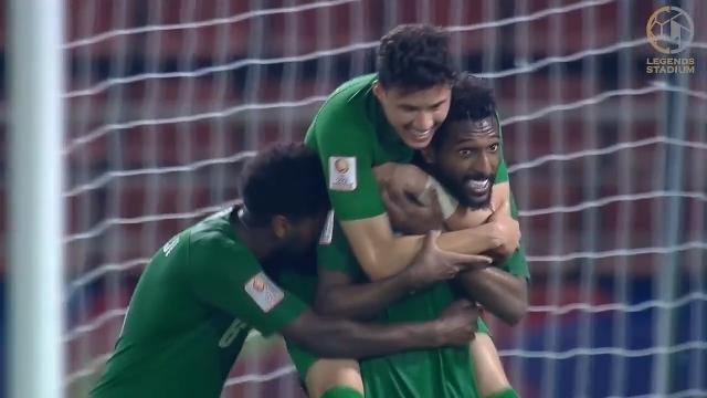 サウジアラビアがシリアを下しグループ首位通過!決勝T初戦で西野監督率いるタイ代表と対戦!【AFC U23アジア選手権 2020 ハイライト動画】