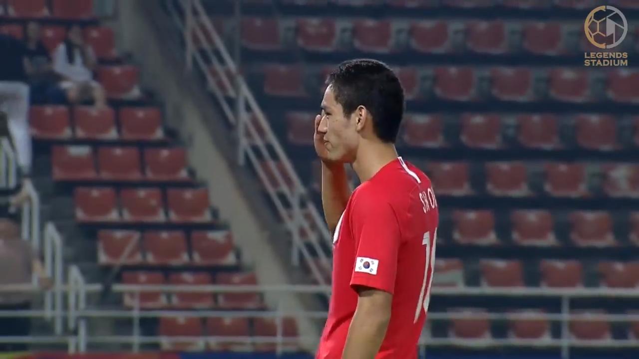 韓国が3戦全勝でグループCを首位通過!ウズベキスタンは敗れるも得失点差で2位通過が確定【AFC U23アジア選手権 2020 ハイライト動画】