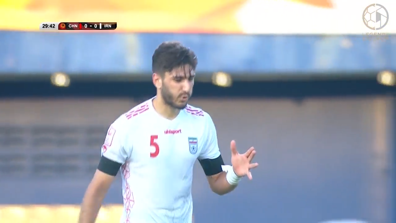 イランが中国に1-0で競り勝ち、同組のウズベキスタンに勝ち点で並ぶも得失点差によりGL敗退が決定【AFC U23アジア選手権 2020 ハイライト動画】
