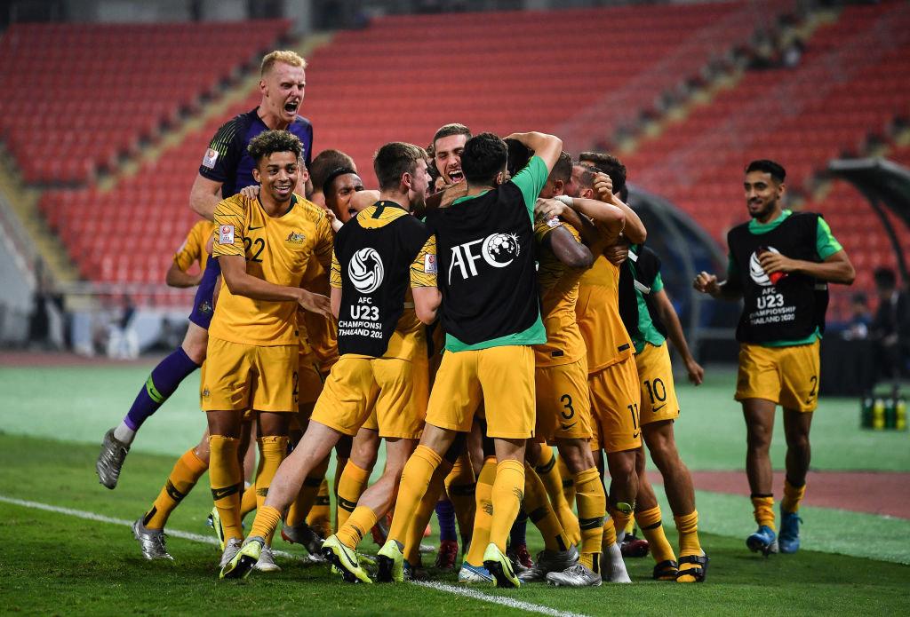 オーストラリアが延長戦の末にシリアを下し準決勝進出!【AFC U23アジア選手権 2020 ハイライト動画】