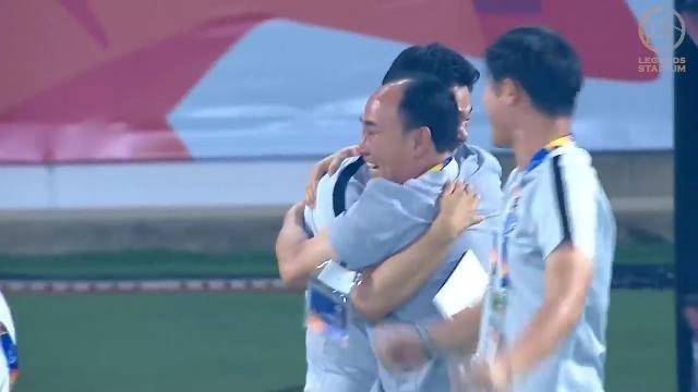 韓国、4大会連続の五輪出場へ前進!後半AT直接FK弾でヨルダンに劇的勝利!【AFC U23アジア選手権 2020 ハイライト動画】