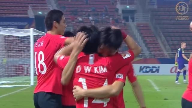 韓国が豪州を破り9大会連続の五輪出場を決める!敗れた豪州は最後の五輪枠をかけウズベキスタンと対戦!【AFC U23アジア選手権 2020 ハイライト動画】