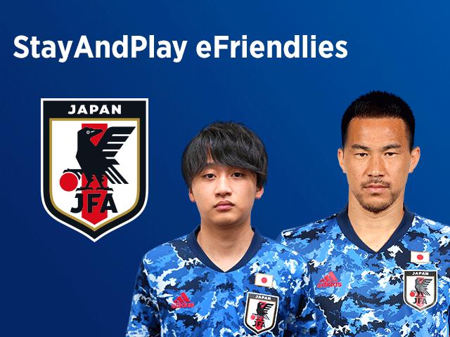 Web Nasriがサッカーe日本代表の実力を見せつけ、岡崎慎司はビデオゲームでも「らしい」プレイを連発