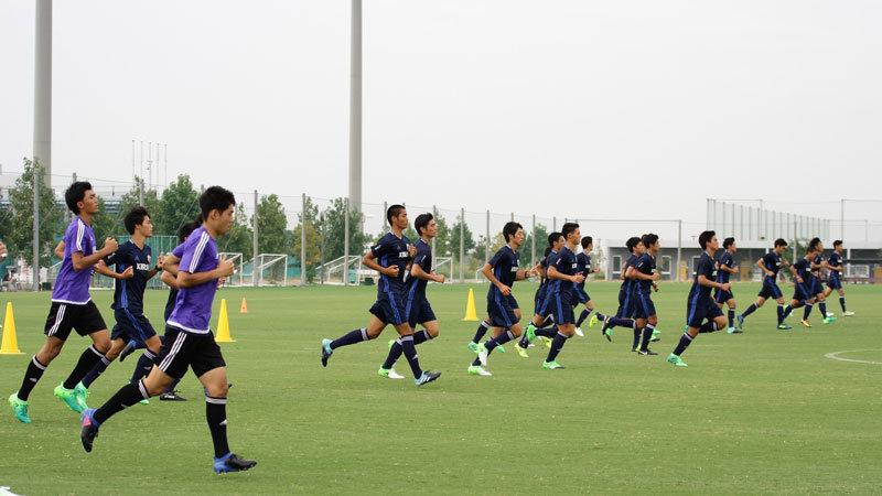 強化日程が足りていないU-18日本代表。2大会連続でU-20W杯出場を果たすために、すべきこととは?