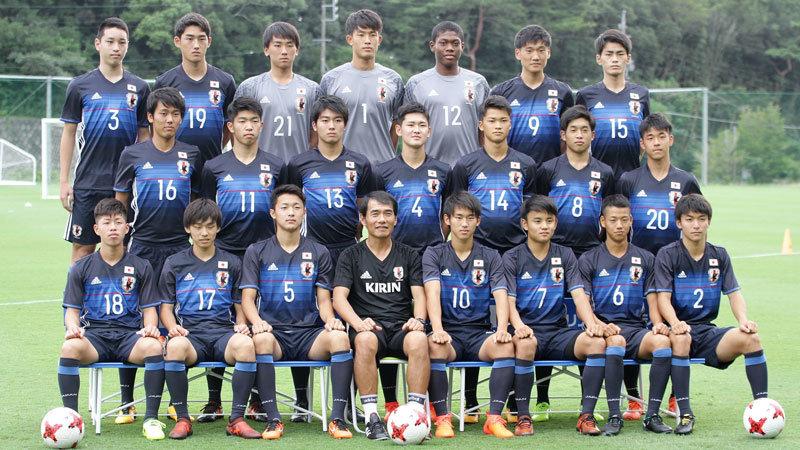いよいよU-17W杯開幕! 攻撃力に秀でた若き日本代表の目標は「ファイナリストになること」