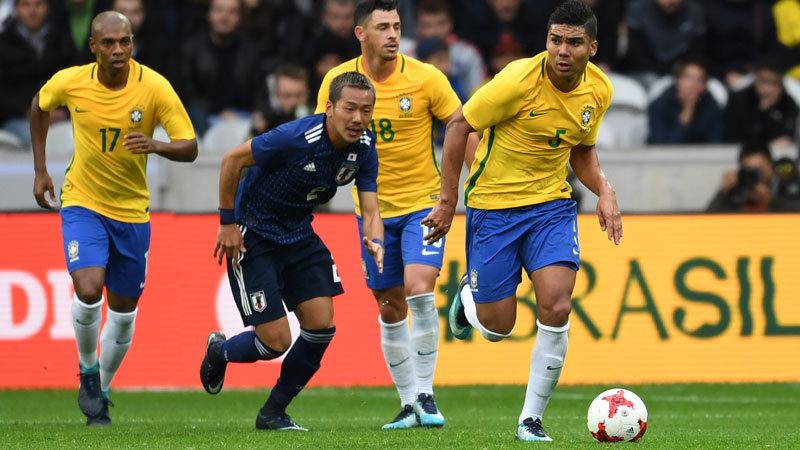 """ブラジル戦で見えた""""速さ""""と""""早さ""""の違い。ハリルジャパンの向上すべき点とは?"""
