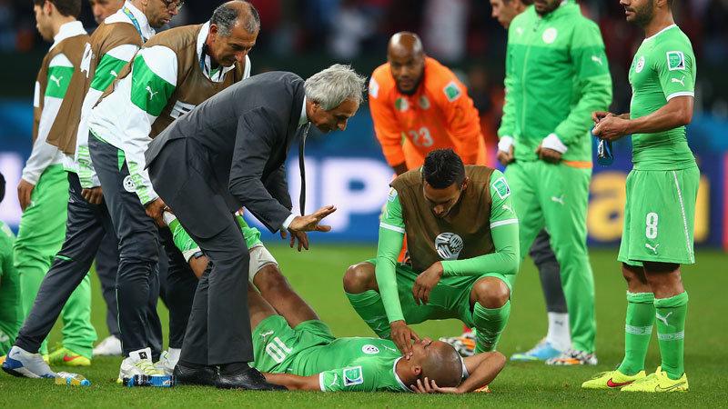 W杯までの半年が勝負。前回大会のアルジェリアに見る、ハリル流強化プランとは?