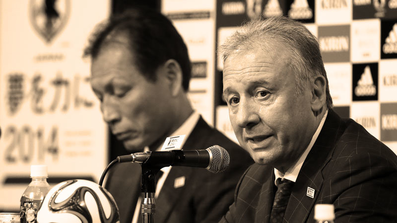"""ハリル解任により、日本代表はカオス的状況に。""""失われた4年間""""を取り戻すために、今からできることとは?"""