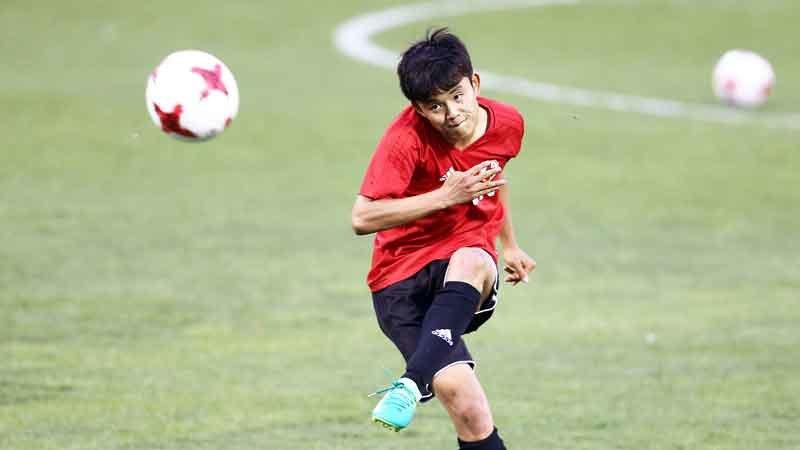 2連勝で首位突破のU-19日本代表。豊富な攻撃バリエーションが生んだ8得点。