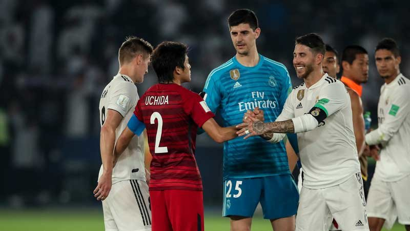 クラブW杯でレアルに完敗した鹿島。世界トップの相手と戦って見えたもの