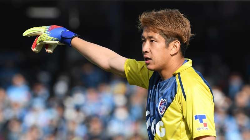 森保ジャパンに推薦! J1開幕節で見せた、GK林(FC東京)とFW藤本(大分)の存在感