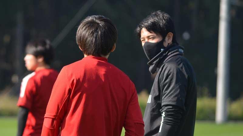 """""""01ジャパン""""が取り組むグループワークの意義。内田篤人コーチが設定したテーマとは?"""
