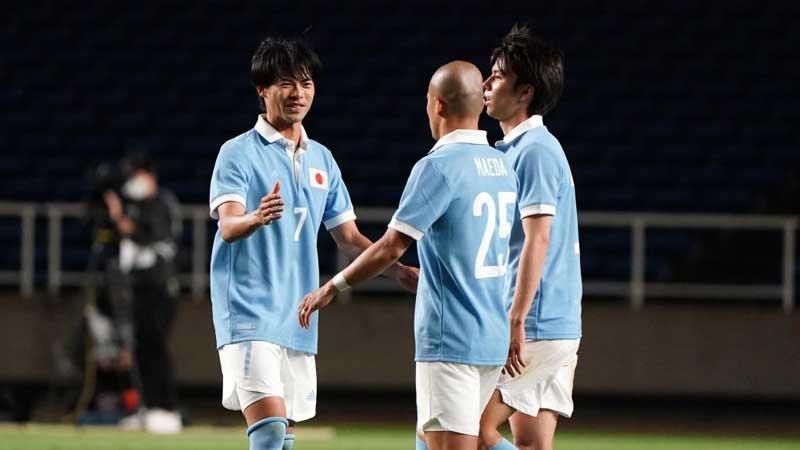 東京五輪メンバー、15人は確定か。残る3人は三笘、三好、町田?