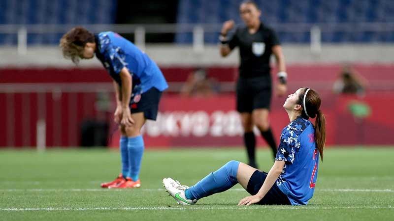 環境、意識、監督。完敗の中で、日本の女子サッカーが突き付けられた課題