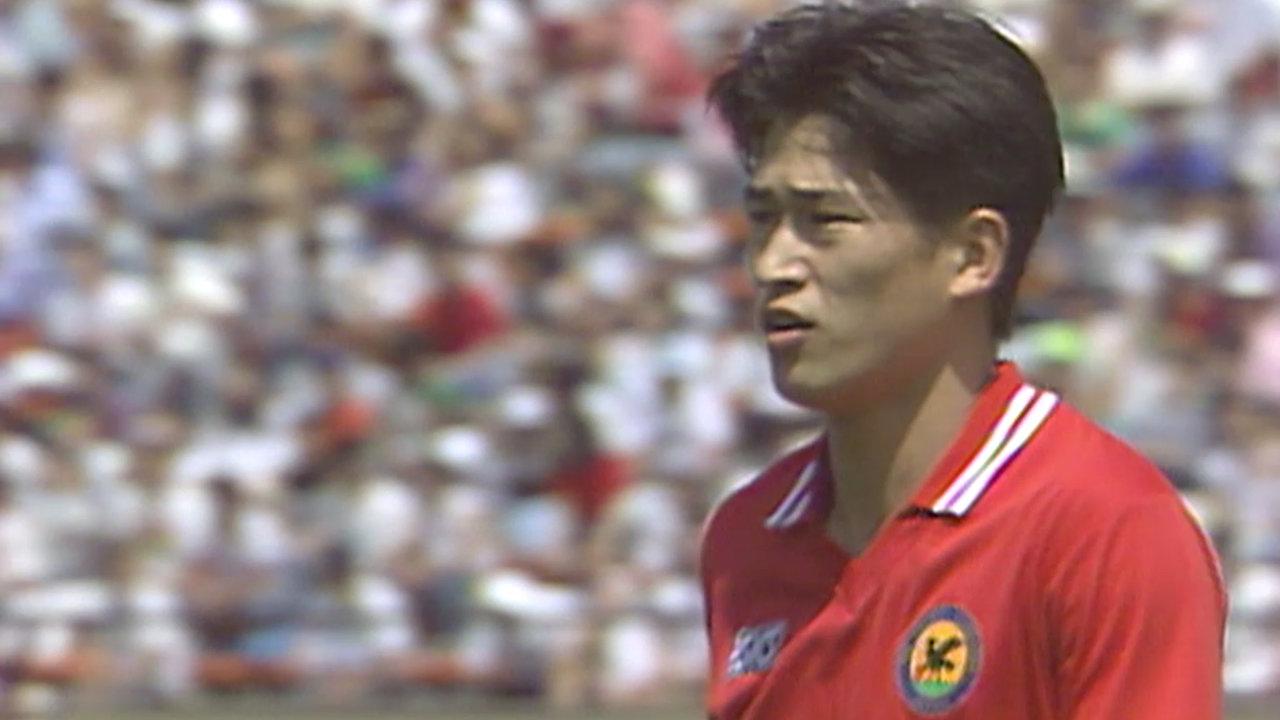 日本サッカーの中心を振り返る