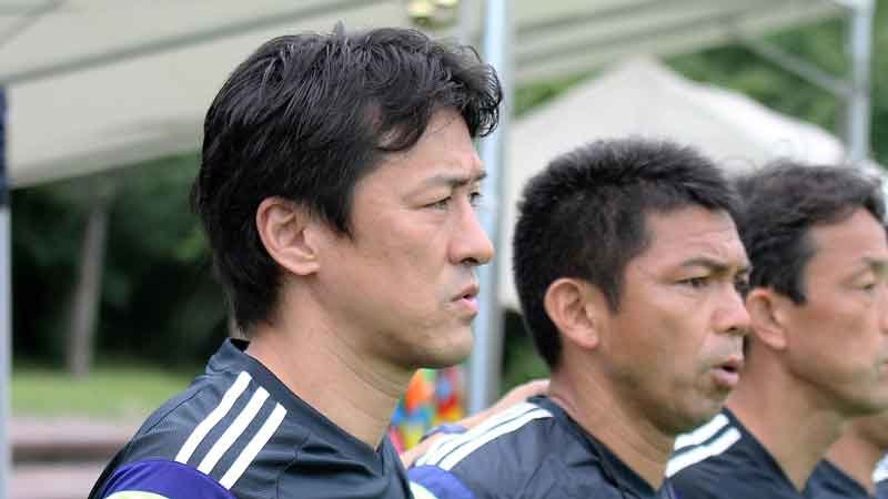U-17代表の暫定指揮官・山口素弘が若き日本代表に説く、ぬるま湯から脱却することの意味