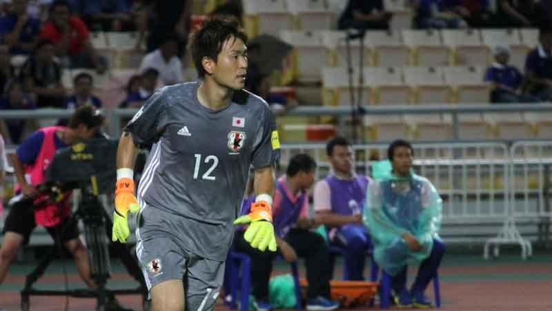 W杯アジア最終予選で守護神・西川周作が感じた重圧と「Jリーグでは経験できないシュート」