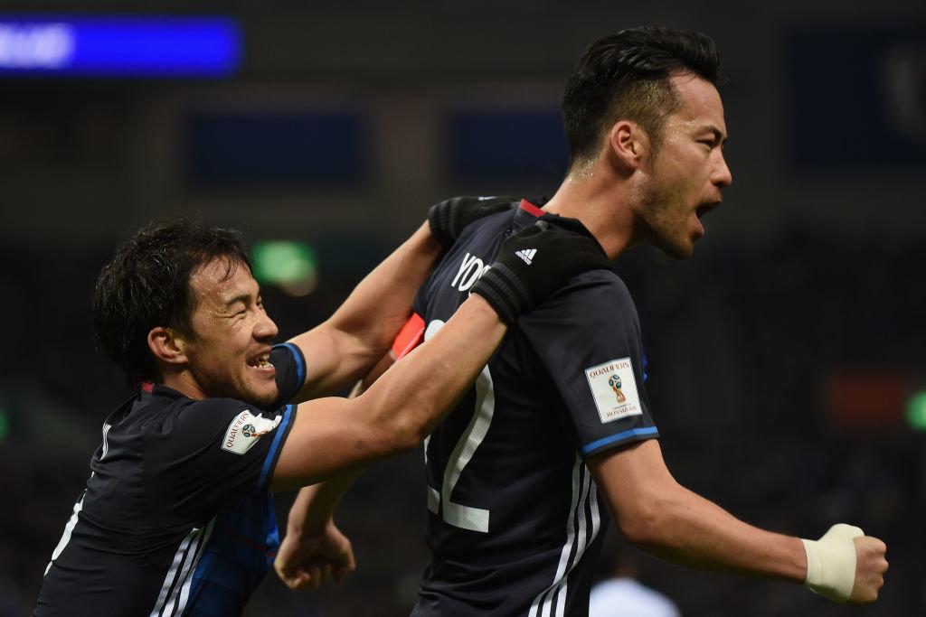 日本 vs タイ ハイライト
