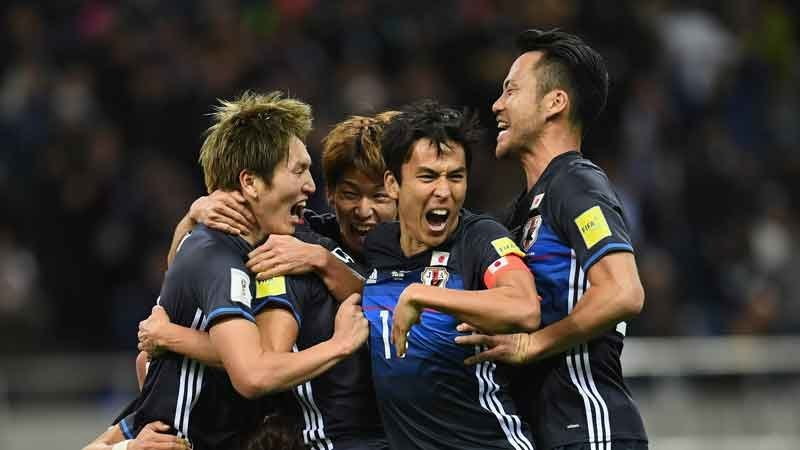 日本 vs サウジアラビア ハイライト