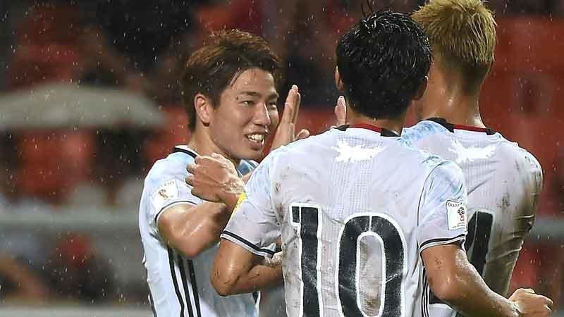 タイ vs 日本 ハイライト
