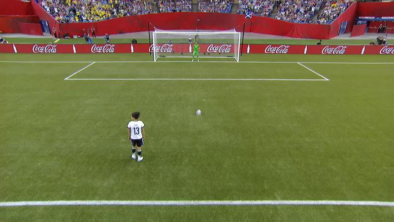 ドイツ vs フランス ハイライト